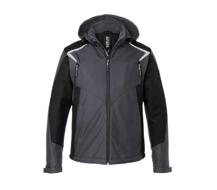 BODYFORCE Téli softshell kabát
